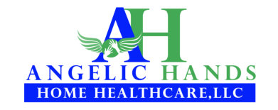 Angelic Hands Home Healthcare Services Logo
